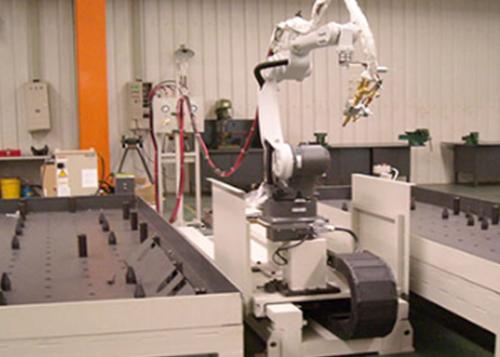 切割机器人