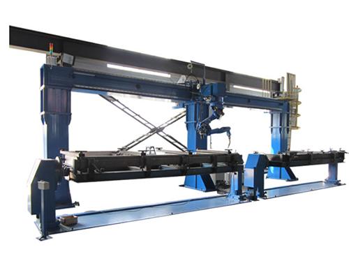 底架焊接机器人