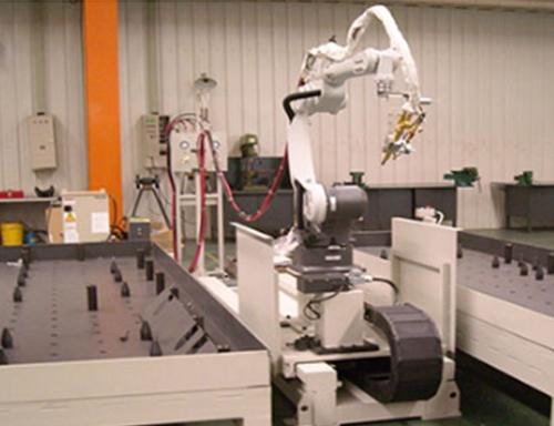 泰安工业机器人