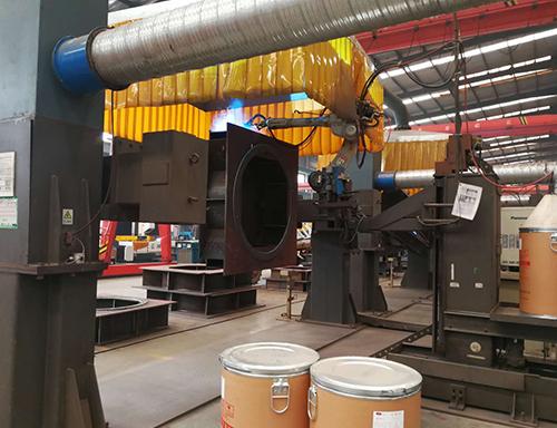 内孔熔铜焊接专用设备