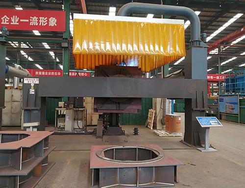铜焊接设备