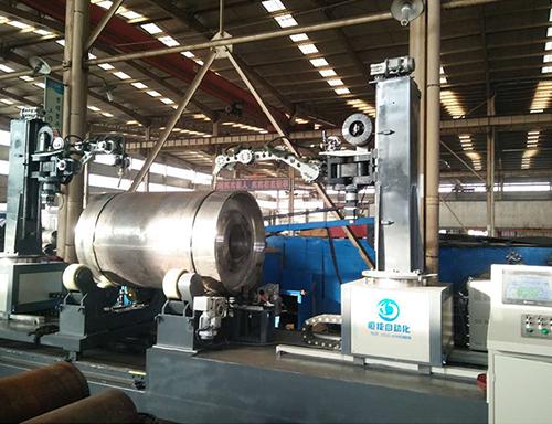 焊接机器人系统