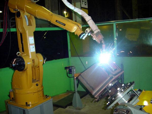 焊接机器人运用过程中焊接问题的解决方法